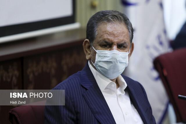 جهانگیری: یاری های دولت ایران به لبنان ارسال می گردد، شرایط تامین کالا برای داخل فراهم است