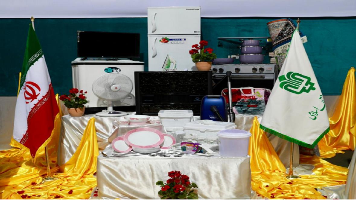 تامین جهیزیه تمام دختران یتیم تحت پوشش کمیته امداد و بهزیستی کشور
