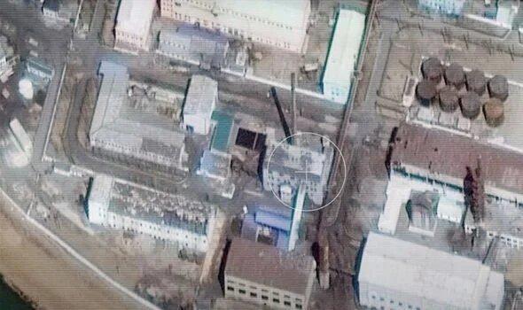 کشف فعالیت های مخفیانه اتمی کره شمالی