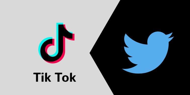 ابراز تمایل توییتر برای خرید تیک تاک