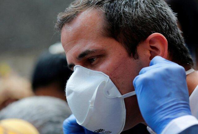 گوآیدو: آمریکا دارایی های ونزوئلا را برای مقابله با کووید 19 آزاد کرد