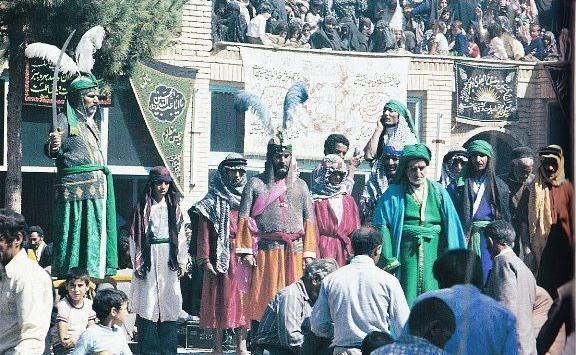 روایتی از عزاداری روز عاشورا در 90 سال پیش، آری آن جلوه که فانی نشود نور خداست!