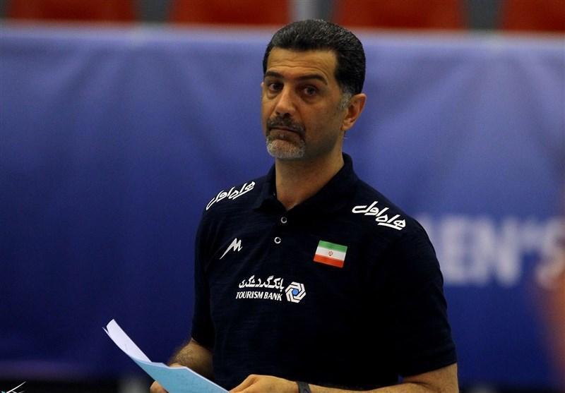 عطایى: مربى ایرانى نباید در توکیو سرمربى تیم ملى والیبال باشد ، حاضرم به کشورم کمک کنم