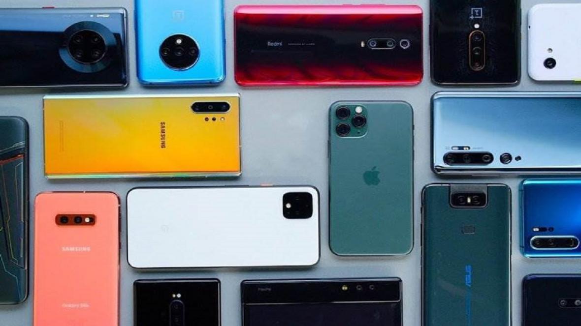 قیمت انواع گوشی های پرفروش در بازار چقدر است؟