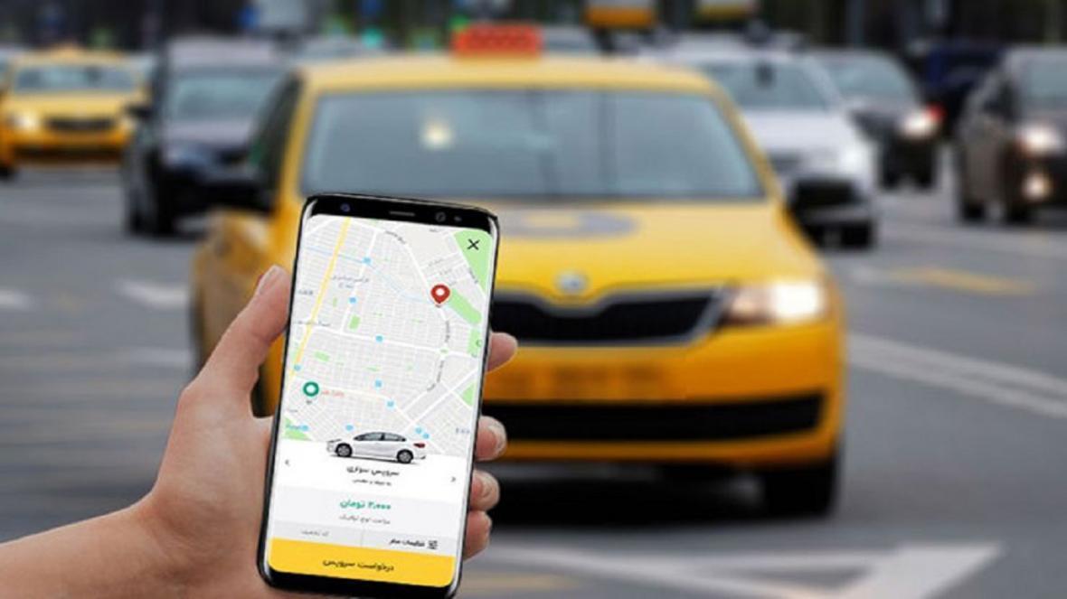 چه زمانی تاکسی های اینترنتی دوگانه سوز می شوند؟