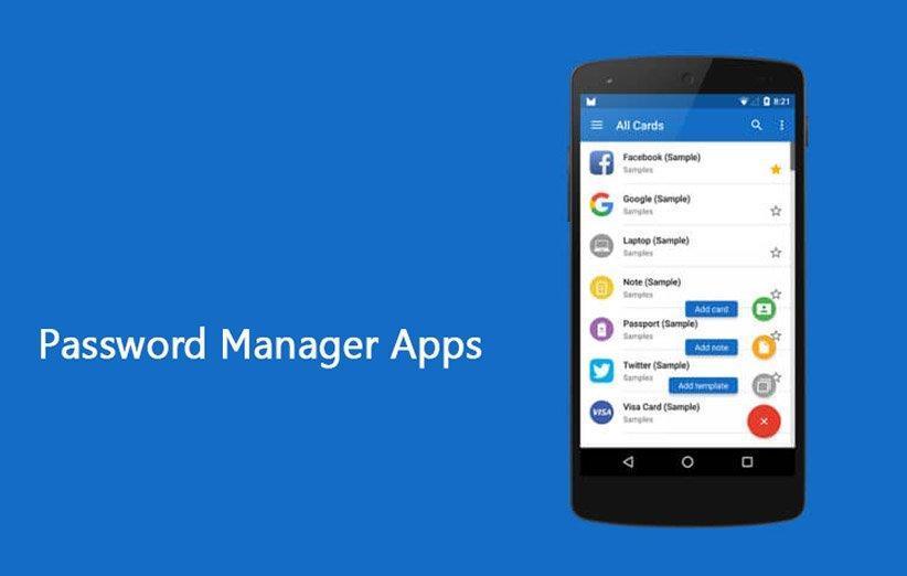 10 اپلیکیشن مدیریت رمز عبور برتر برای اندروید