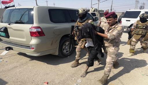 دستیار الزرقاوی در عراق دستگیر شد