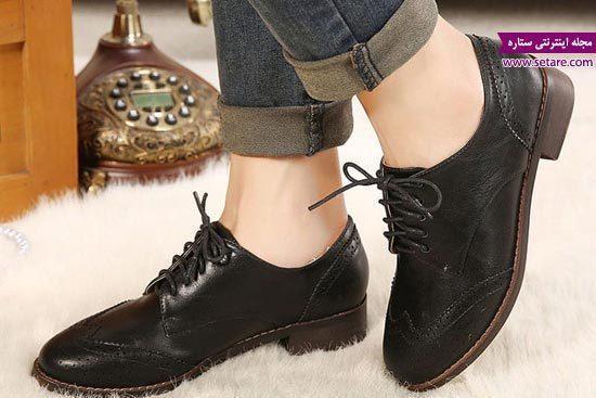 مدل کفش بهاره 96 (راهنمای انتخاب کفش مناسب)