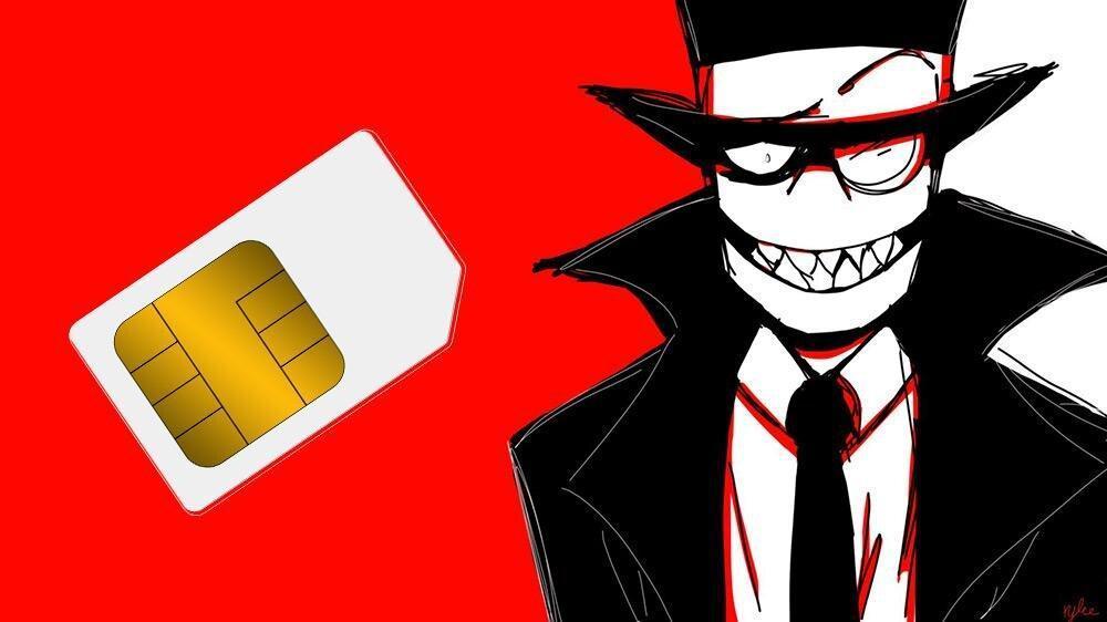 عمده کلاهبرداری های فیشینگ با سیم کارت های بدون هویت انجام می گردد