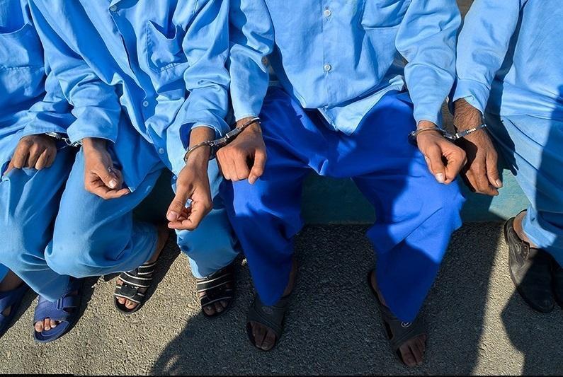 دستگیری 27 سارق مسلح در دزفول