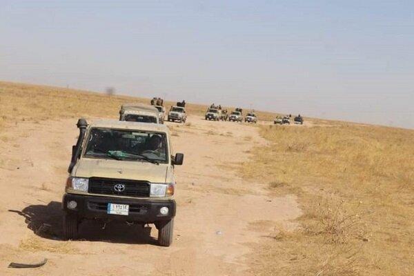 حشد شعبی یورش داعش به کرکوک عراق را ناکام گذاشت