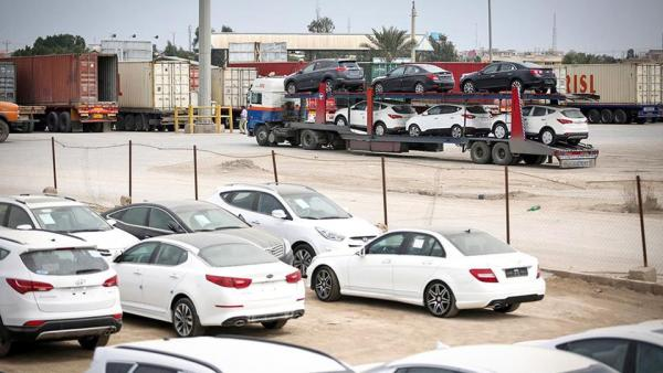 تعلل گمرک در معرفی خودروهای رسوبی به سازمان اموال تملیکی