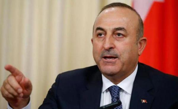 چاووش اوغلو: ترکیه در مبارزه با داعش در کنار عراق ایستاده است