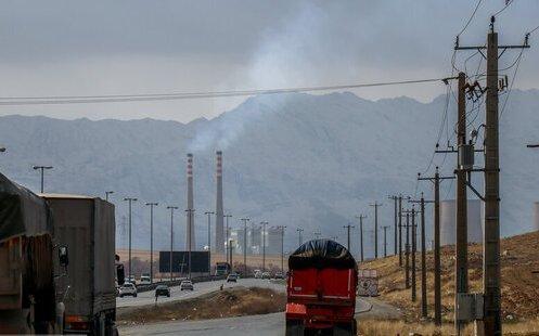 تذکر به وزارت نیرو درباره مازوت سوزی نیروگاه شازند