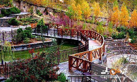 پارک آبشار تهران و جاذبه های دیدنی آن