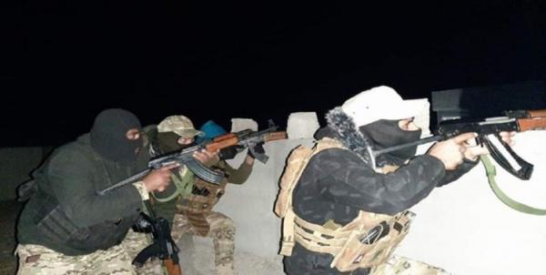 کشته شدن 11 نیروی الحشد الشعبی در درگیری با داعش