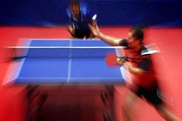 مسابقات تنیس روی میز انتخابی المپیک در آسیا به تعویق افتاد