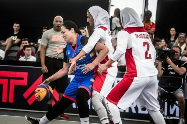اعلام زمان انتخابی المپیک بسکتبال سه نفره، رقابت تیم بانوان کشورمان برای حضور