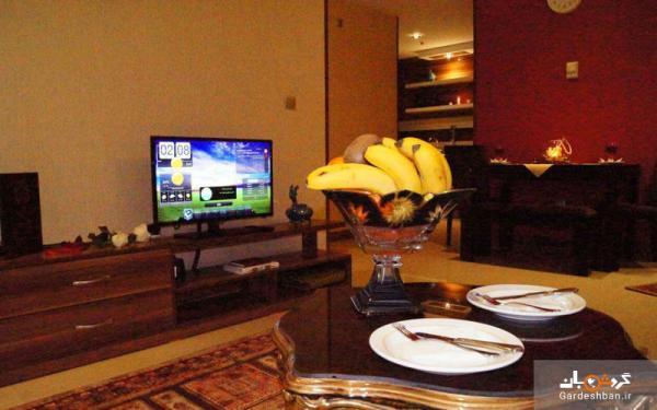 هتل سیمرغ فیروزه؛ اقامت در نزدیکی مراکز تفریحی و دیدنی مشهد، عکس