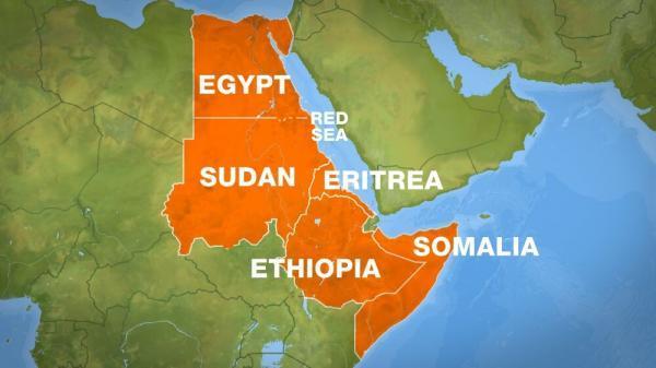 سران سودان جنوبی، اتیوپی و اریتره اختلافات سه جانبه را بررسی می کنند