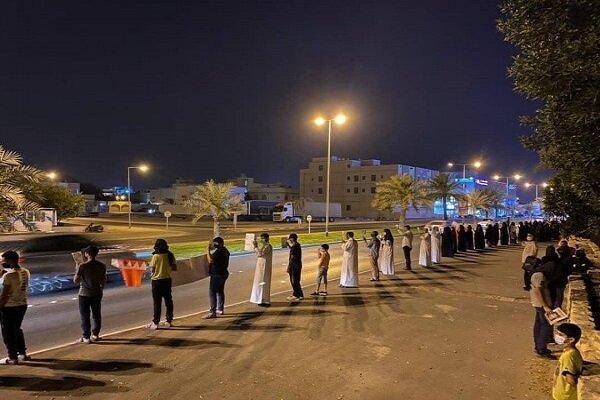 بحرینی ها بر آزادی فرزندان زندانی خود اصرار دارند