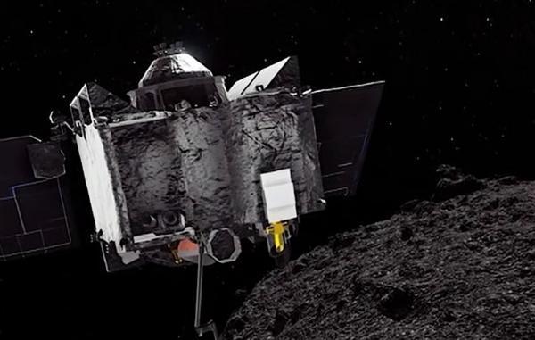 فضاپیمای ناسا برای آخرین بار در نزدیکی سیارک بنو پرواز کرد