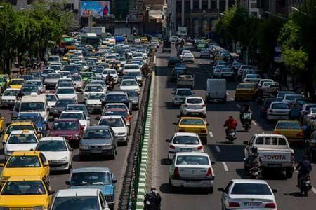 جزئیات اجرای طرح ترافیک درشرایط قرمز پایتخت