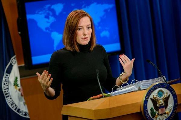 واکنش کاخ سفید به اعلام غنی سازی 60 درصد توسط ایران