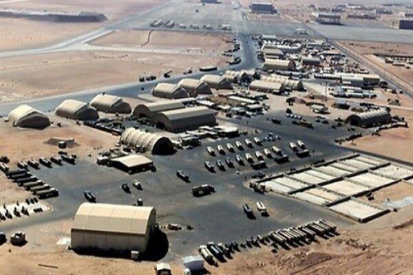 واکنش ارتش آمریکا به وقوع صدای انفجار در پایگاه هوایی البلد