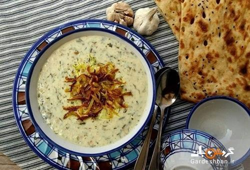 مشهورترین غذا های لذیذ محلی اردبیل ، تصاویر