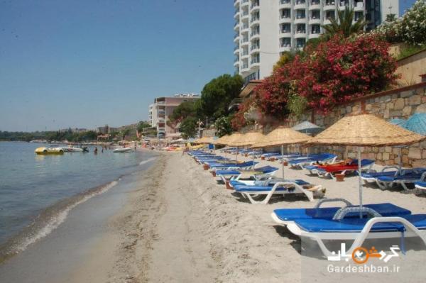 هتل 4 ستاره آرورا (Arora Hotel Kusadasi) ؛ اقامت در کنار دریای اژه شهر کوش آداسی ترکیه، تصاویر