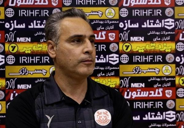 هندبال باشگاه های آسیا، صادقی: الکویت حریف مهمی است، میزبانی عربستان خوب نیست