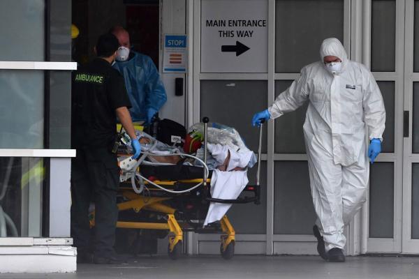 فوت تعداد زیادی از آلودگان به ویروس دلتا در انگلیس با وجود واکسیناسیون