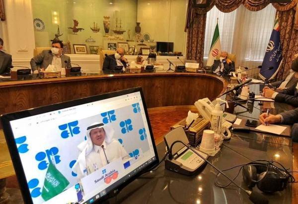 وزیر انرژی عربستان: به دوستی با زنگنه افتخار می کنم