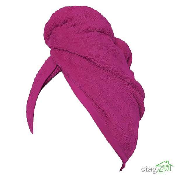 خرید آنلاین 41 مدل کلاه حمام با جنس عالی و قیمت مناسب