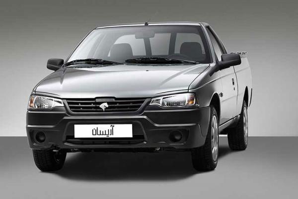 وانت آریسان نو در راه است ، مشخصات وانت بهینه ایران خودرو چیست؟
