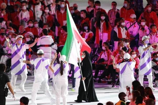 مشعل پارالمپیک شانزدهم خاموش شد، جوانمردی پرچمدار ورزش ایران شد