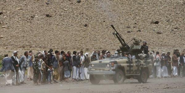 ادامه پیروزی نیروهای ارتش و مردم یمن ، شهرستان العبدیه کامل آزاد شد