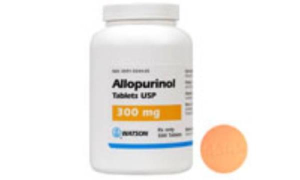 آلوپورینول Allopurinol
