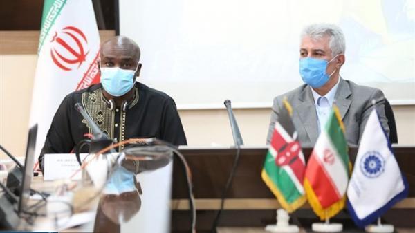 فرصت همکاری ایران و کنیا در کشت فراسرزمینی و صنایع غذایی فراهم است